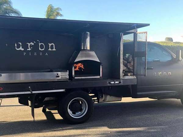 Urbn catering truck